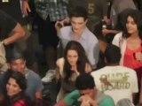 Robert Pattinson, Kristen Stewart at Comic-Con