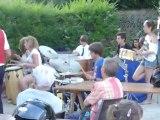Concert Ecole de Musique Hugo batterie