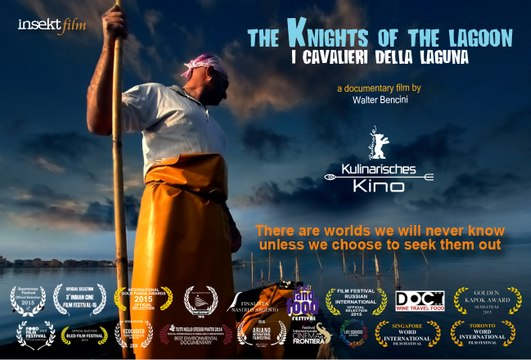 TRAILER - THE KNIGHTS OF THE LAGOON - FILM DOCUMENTARY BY WALTER BENCINI