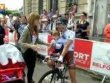Cyclisme : les femmes et les enfants des coureurs sur le Tour