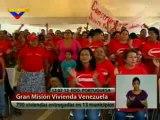 (VÍDEO) Más de 1.500 viviendas entregó el Gobierno Bolivariano en cinco estados este jueves