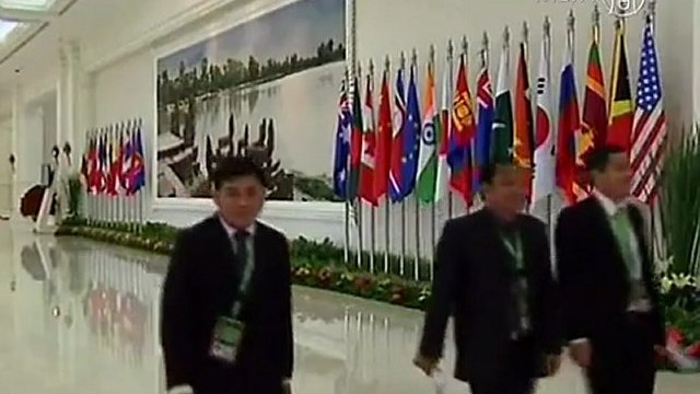 China Reluctant to Talk South China Sea at ASEAN