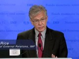 IMF talks new mission to Greece & progress in Portugal and Spain