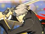 PERSONA 4 ARENA Characters Moves Video: Yu Narukami