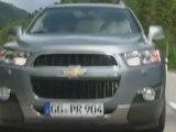 Facelift Chevrolet Captiva