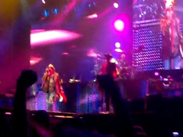 Guns N' Roses 11.07.2012 Rybnik (Poland) Patience & Paradise City