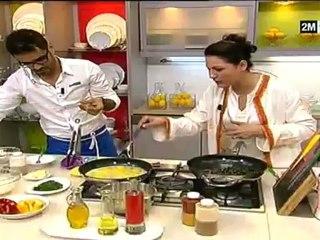 Pastilla au Poulet de Choumicha 2012