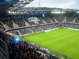 Inauguration Stade Océane du Havre - Ola du public