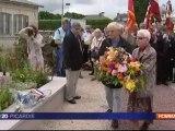 20120707-France 3 Picardie-19-20-70e anniversaire de la déportation pour raison politique à partir de Compiègne