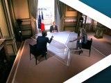 """François Hollande à propos de Valérie Trierweiler : """"Les affaires privées se règlent en privé"""""""