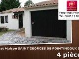 Vente - maison - SAINT GEORGES DE POINTINDOUX (85150)  - 707