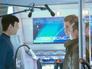 Abrams on Casting Kirk - DVD Bonus Abrams on Casting Kirk (English)