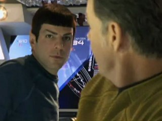 Zachary Quinto As Spock - DVD Bonus Zachary Quinto As Spock (English)
