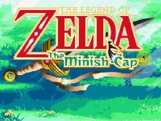 The legend of Zelda : The minish cap wt [1] Une belle fête interrompu