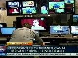 Tecnópolis TV, primer canal hispano de ciencia y tecnología