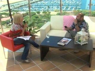 El escritor Federico Soubrier es entrevistado por Canal Luz