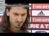 Zlatan Ibrahimovic, Un ragazzo che non è stato capito
