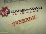 "GEARS of WAR Judgment | ""OverRun Tutorial"" Gameplay Features (Comic-Con 2012) | HD"
