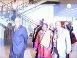 Nkosazana Dlamini-Zuma première femme à la tête de...