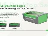 Laser2000 - ULS Présentation produits - Machine de gravure,marquage et découpe laser
