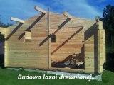 Laznia ALYTUS Laznia, domki letniskowe, sauna, domy z drena, budowa lazni, wyposazenie lazni