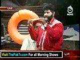 Aaj Subh with Ali Salman - 16th July 2012 Part 2