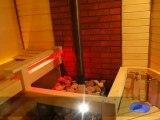 Laznia M14 Sauna, sauna, instalacja, budowa łaźni,produkcja saun, sauny, łaźni parowej, dobre do kąpieli, łaźnie