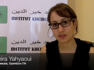 Yahyaoui: Transparence en Tunisie