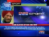 Double delight for Jeev Milkha