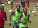 L'entraînement en altitude, le secret des champions kenyans