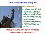 All-in-one Stand Alone Pull up Bar Review | All-in-one Stand Alone Pull up Bar For Sale