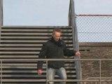 Item Martin Melro bij Peter Jan Rens voor Rens1TV