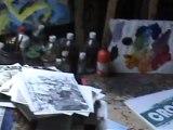 Marcia poesie peinture video