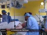 Médecine : l'hypnose met les pieds dans les salles...