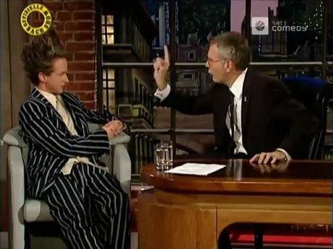 Die Harald Schmidt Show vom 18.01.2000