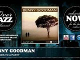 Benny Goodman - Life Goes to a Party (1937)