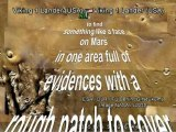 MYSTERIOUS FACE discovered on Mars from Google Earth. Alien Ufo Extraterrestrial Life