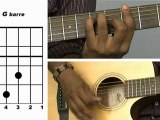 Learn To Play G Barre On Guitar