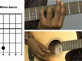 Learn To Play G Minor Barre On Guitar
