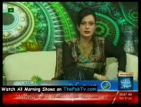 Mast Mornings With Sadia Imam - 17th July 2012 - Part 3/3