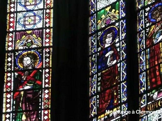 Clermont-Ferrand - le puy de Dôme et le rugby