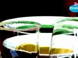 Comment faire des verres givrés ?