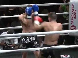 Full Muay Thai Fight Veillard vs Selmani 1/3