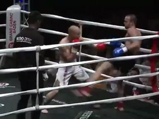 IKBO World Title Match 1/4