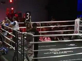 Highlights K1 Rules Muay Thai Ergun vs. Wagner