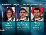 Une fusée Soyouz s'arrime avec succès à l'ISS