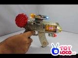 www.toyloco.co.uk - BN-2135 battery operated toy gun