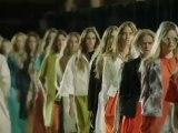 Fashion Week Londres - Le défilé Acne printemps-été 2012