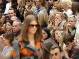 Fashion Week Londres - Défilé Burberry Prorsum printemps-été 2012