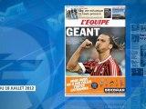 Foot Mercato - La revue de presse - 18 Juillet 2012